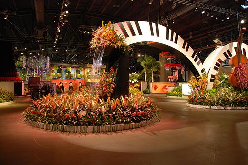 Philadelphia Flower Show 2008