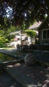 Architectural Garden Elements