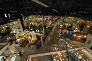 hiden galleries from above